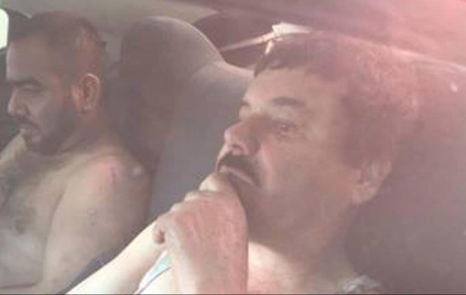 Joaquín El Chapo Guzmán fue aprehendido en México según confirmó el presidente Enrique Peña Nieto. (Foto: Univisión)