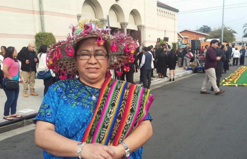 Hasta Los Ángeles llegaron los famosos sombreritos de Esquipulas. (Foto: Cortesía Walter Batres)