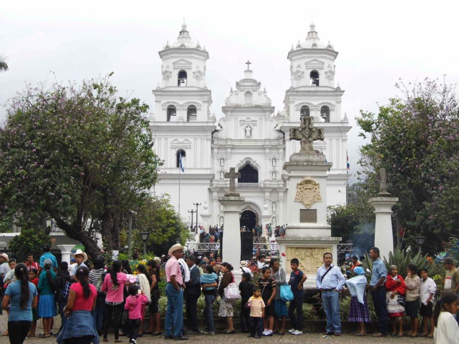 La Basílica de Esquipulas. (Foto: Nuestro Diario)