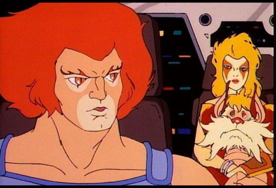 """""""ThunderCats: Los felinos cósmicos"""" fue una serie televisiva de relativa corta duración. (Foto: Twitter)"""