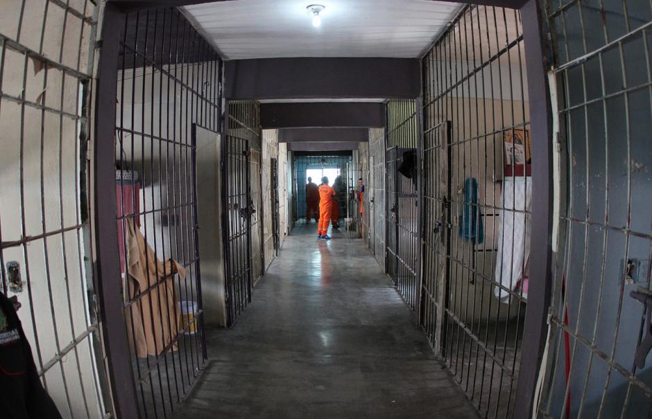 Tras el motín fue requisada la cárcel. (Foto: Comunicación Social del Estado de Nuevo León)