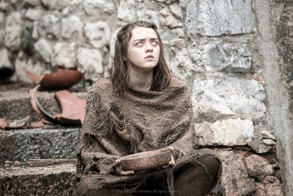 Al parecer, la ceguera de Arya Stark será permanente. (Foto: Facebook/HBO)