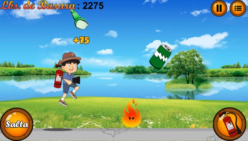 """Los juegos """"Guardianes Ecológicos Junior"""" es la apuesta que hace el ministerio de ambiente para que niños a partir de 5 años aprendan sobre ecología."""