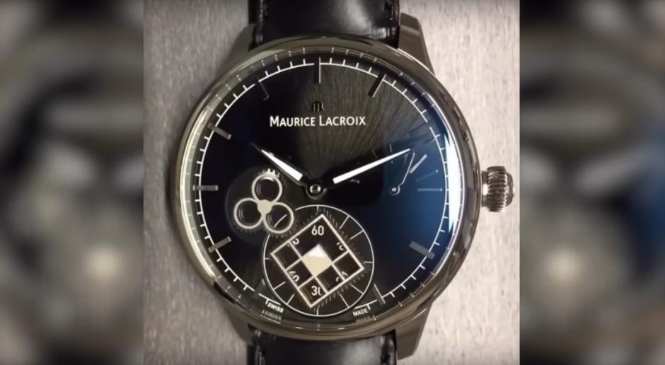 Ver la perfecta armonía entre las agujas del reloj podría ser la causa de satisfacción. (Imagen: Captura de YouTube)