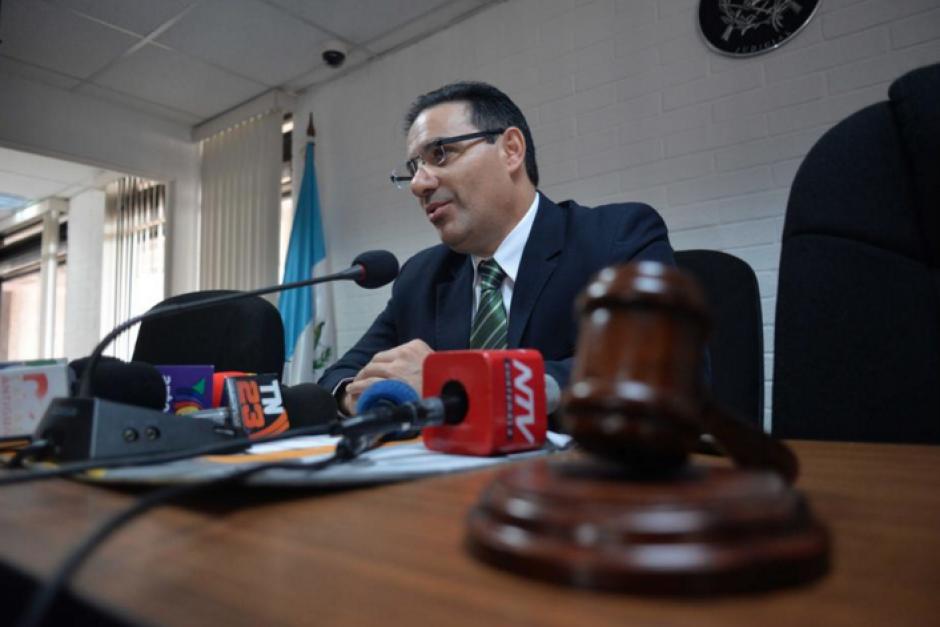 El abogado Marco Antonio Villeda fue inscrito para magistrado titular de la CC. (Foto: Archivo/Soy502)