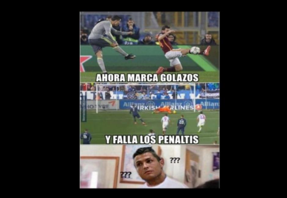 El tiro penal es la mayor frustración de los aficionados del Real Madrid. (Foto: Memedeportes.com)