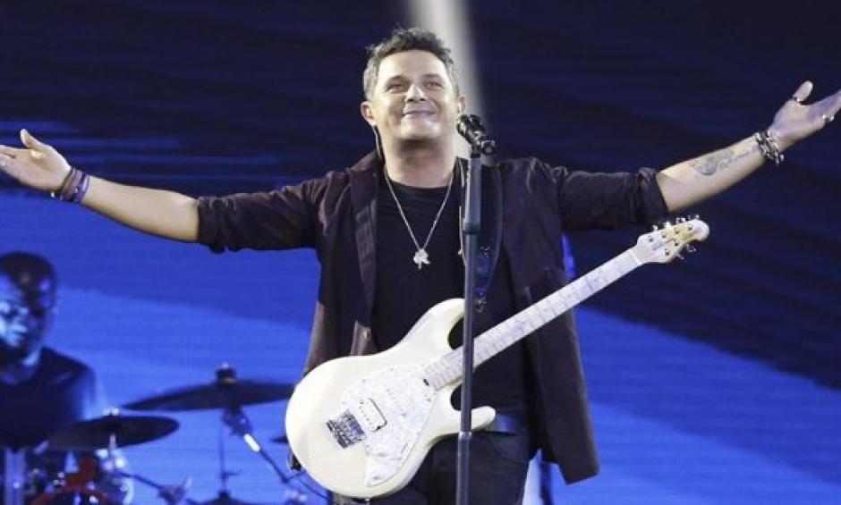 El cantante ofreció un concierto este fin de semana en el salón Baja Center de Rosarito en México. (Foto: universalmusica.com)