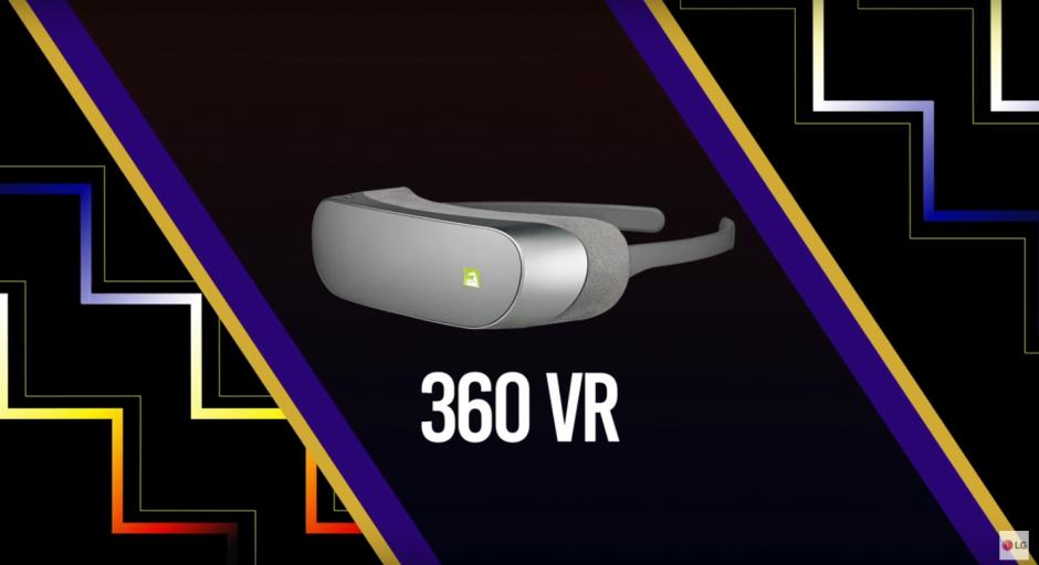 El G5 es compatible con los lentes 360 VR de realidad virtual. (Imagen: Captura de YouTube)