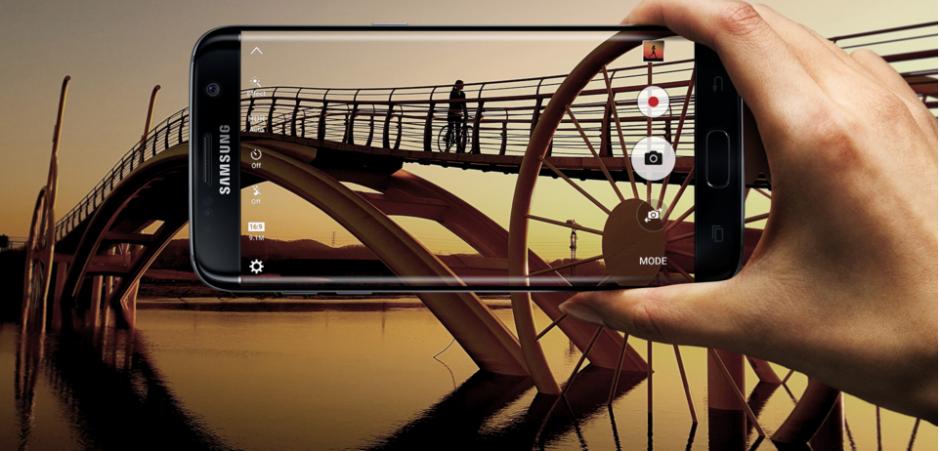 Los dispositivos de Samsung cuentan con una mejor definición en sus cámaras. (Imagen: Samsung)