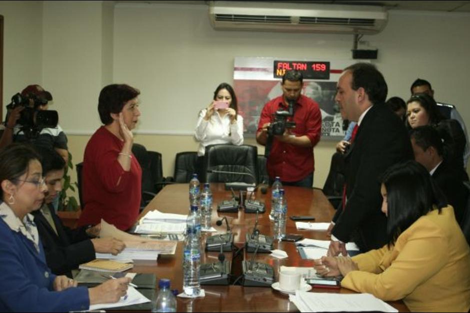 Dolores Zeledón fue destituida en febrero. (Foto: Archivo/Soy502)