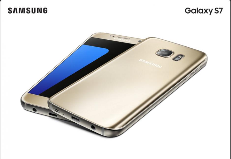 Samsung presentó sus novedosos modelos Galaxy S7 y S7 Edge. (Imagen: Samsung)