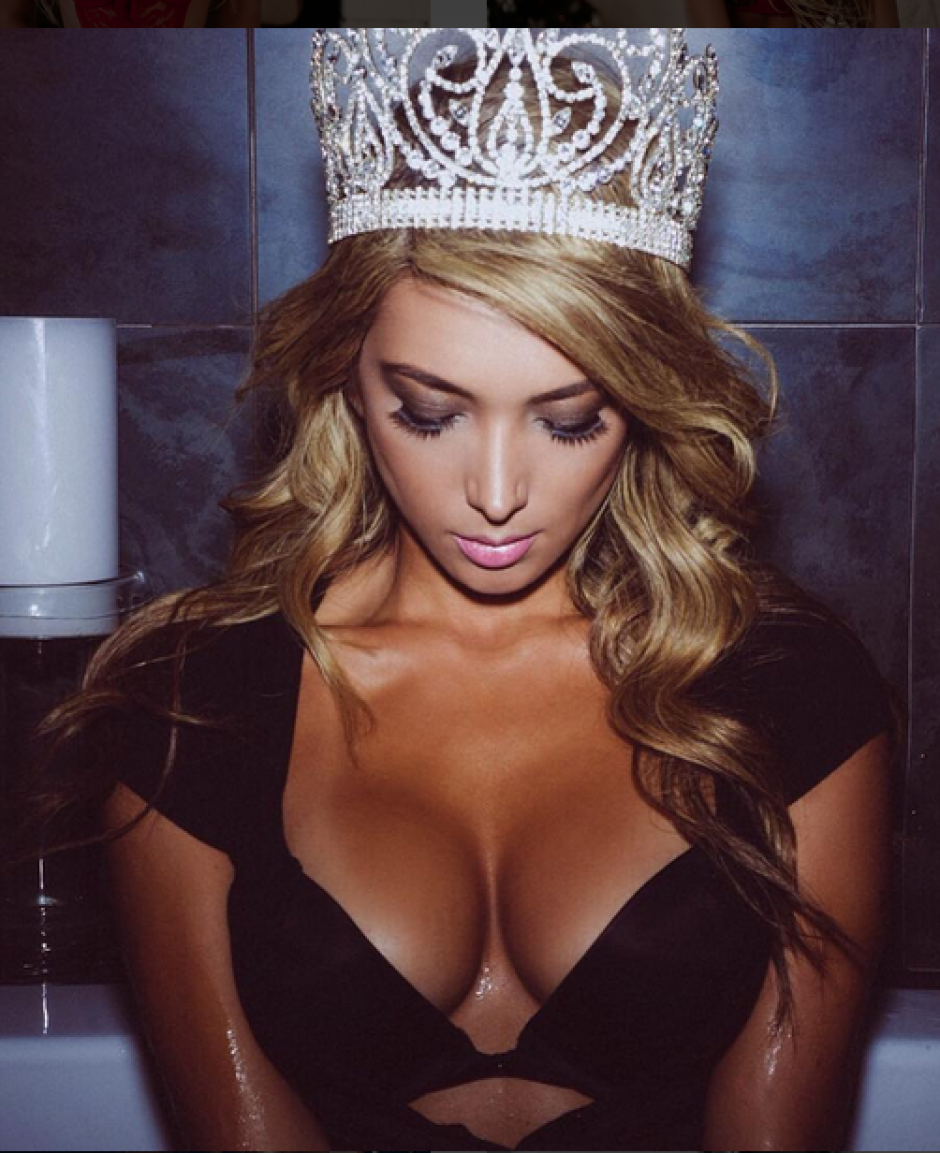 Una verdadera reina es Livia Gullo.  (Foto: Livia Gullo)