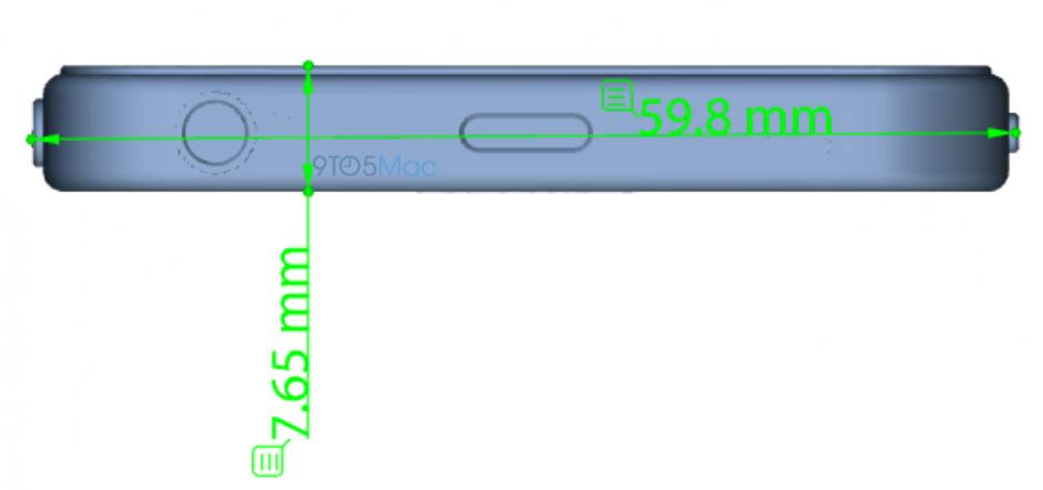 Se rumora que el iPhone 5se será de cuatro pulgadas. (Foto: 9to5Mac)