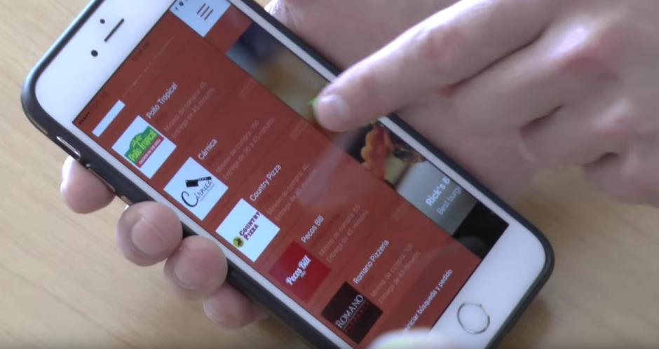 Puedes descargar al aplicación a tu dispositivo móvil o usarla desde el sitio web. (Foto: Soy502)