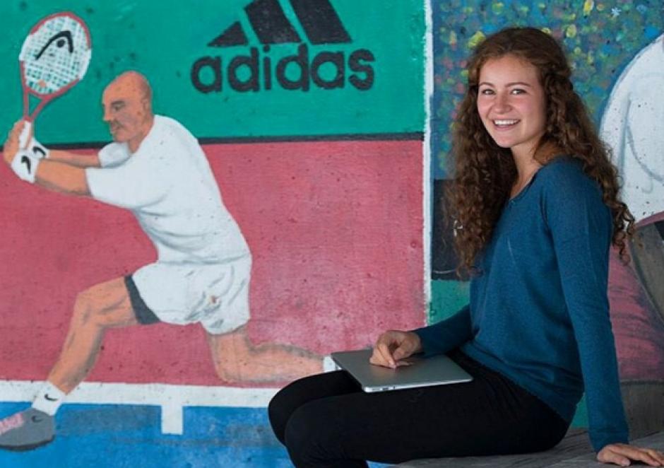 Alexandra Andresen ha heredado el 42 por ciento de la firma de inversiones Ferd. (Foto: Alexandra Andresen / Instagram)