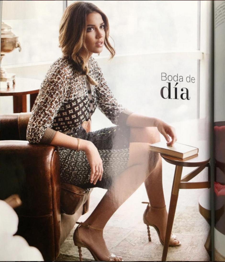 Lorena González ha posado para prestigiosas revistas. (Foto: Lorena González)