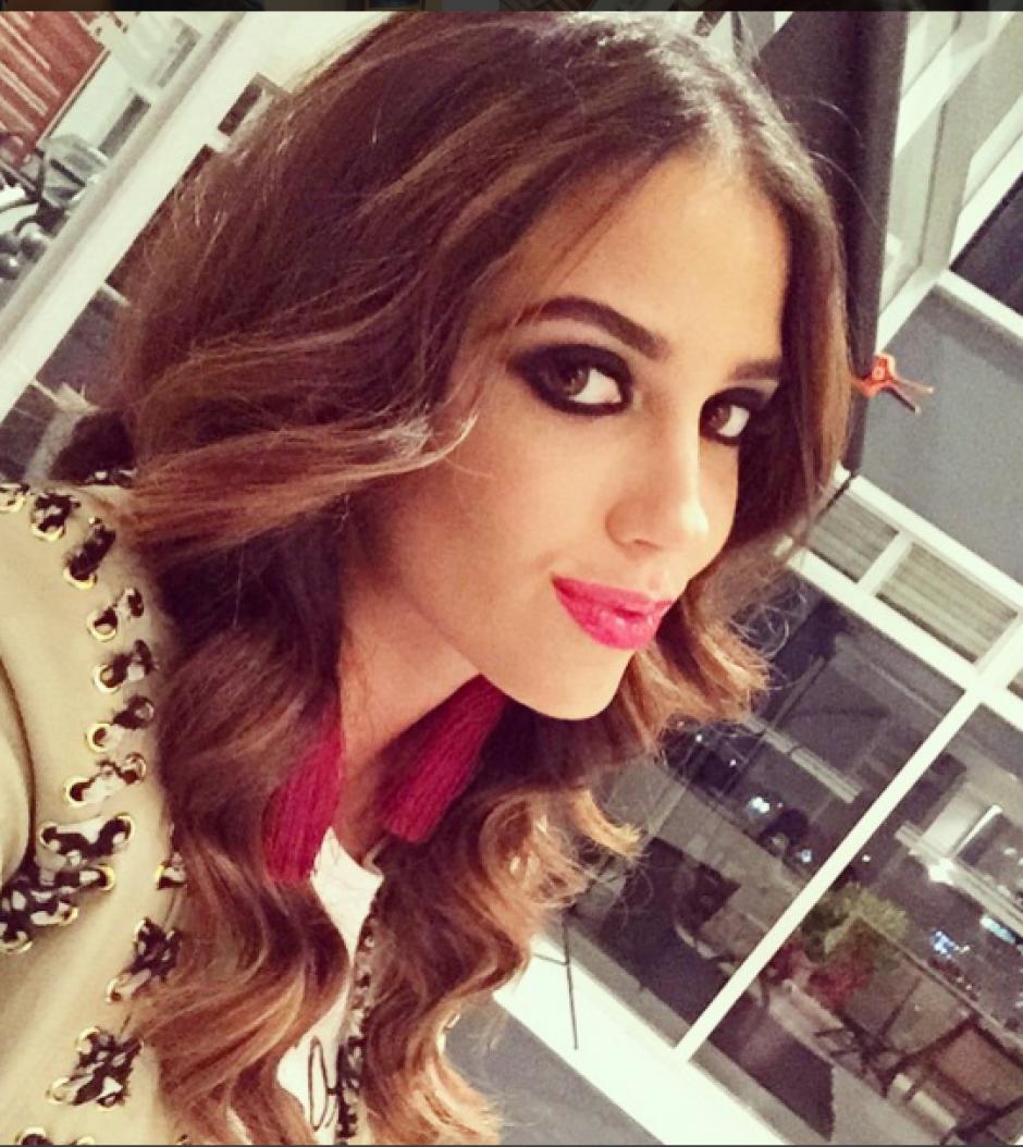 El rostro de Lorena González es uno de los más bellos de México. (Foto: Lorena González)