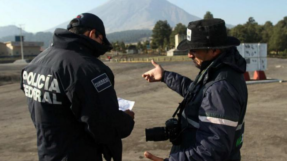 Fiscalía General del Estado de Puebla informó que concluyó diligencias realizadas en el municipio de San Andrés Calpan. (Foto: e-consulta.com)