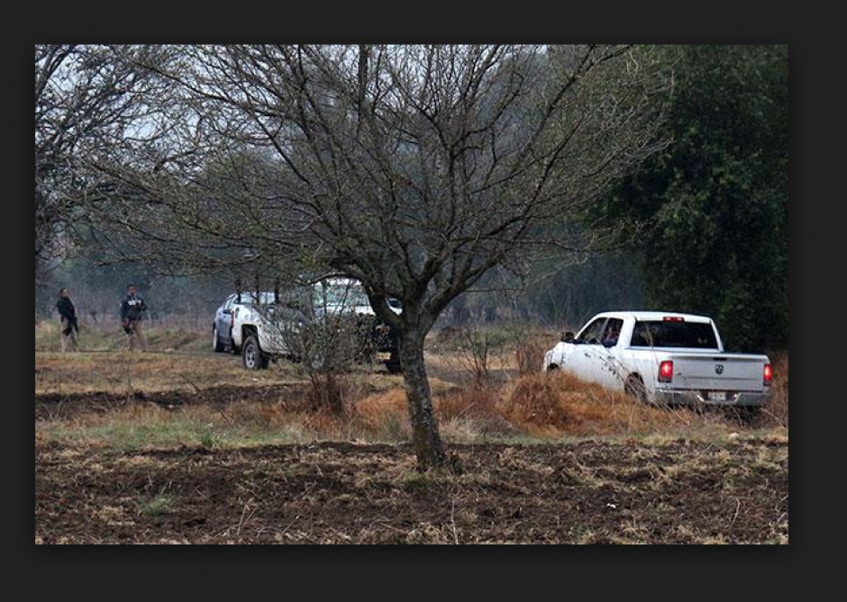 Dentro de los 10 tambos encontrados en San Andrés Calpan, Puebla hay restos de cuerpos. (Foto: e-consulta.com)