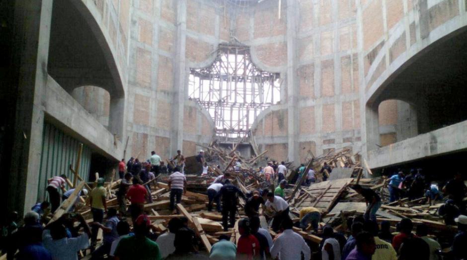 Los hechos se registraron la tarde de este jueves en la ciudad de Tuxtepec. (Foto: Univisión)