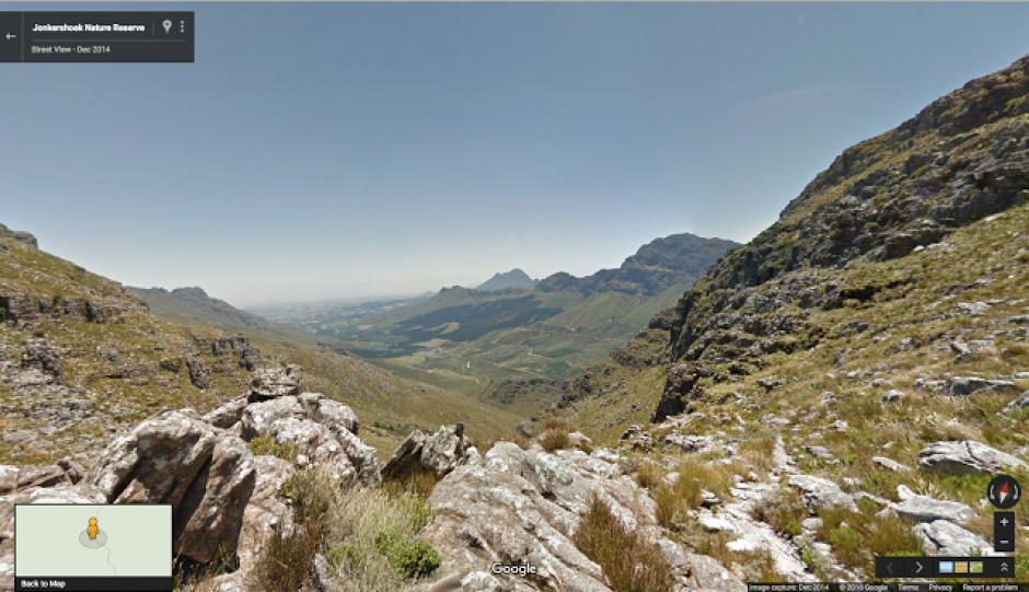 Los paisajes también son parte de los recorridos. (Foto: Google)