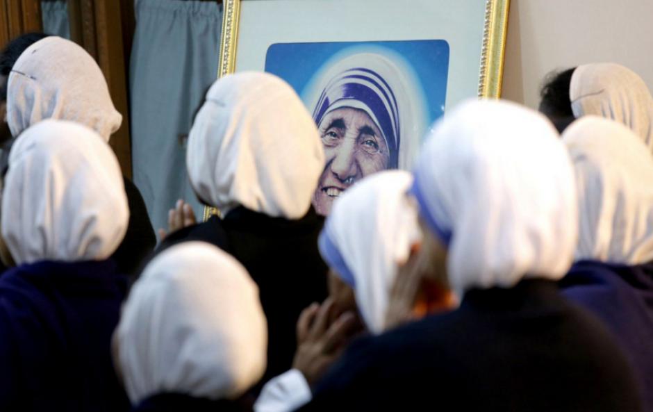 Anunciado oficialmente: Madre Teresa de Calcuta será canonizada. (Foto: El Clarín)