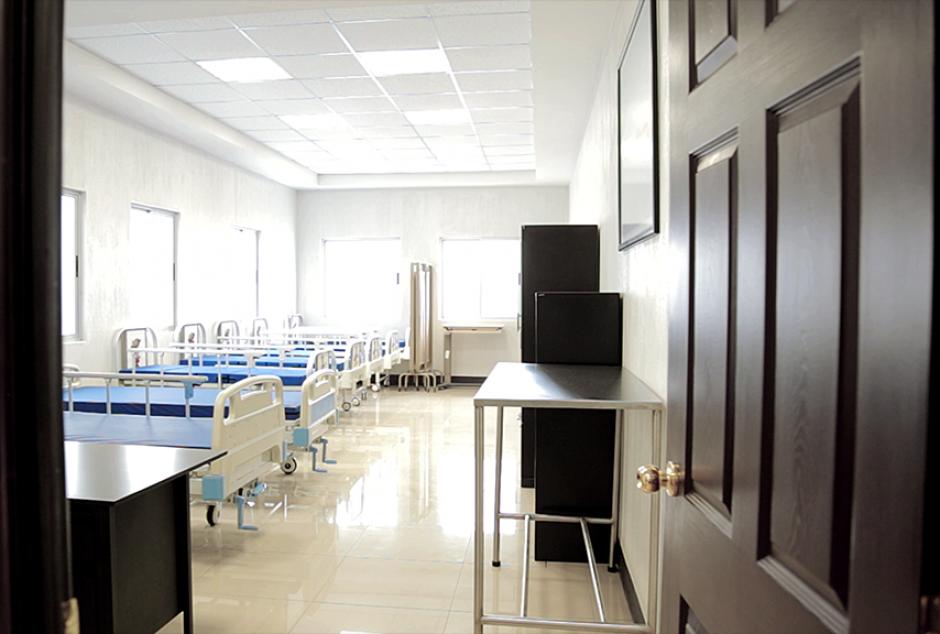 El centro inaugurado cuenta con instalaciones modernas que brindarán atención a los habitantes del área. (Foto: George Rojas /Soy502)