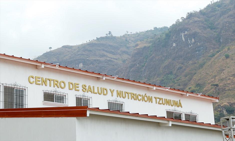 El brazo social de la Cervecería Centro Americana, la Fundación Castillo Córdova, busca proporcionar a los habitantes de Tzununá un servicio de salud de calidad. (Foto: George Rojas/Soy502)