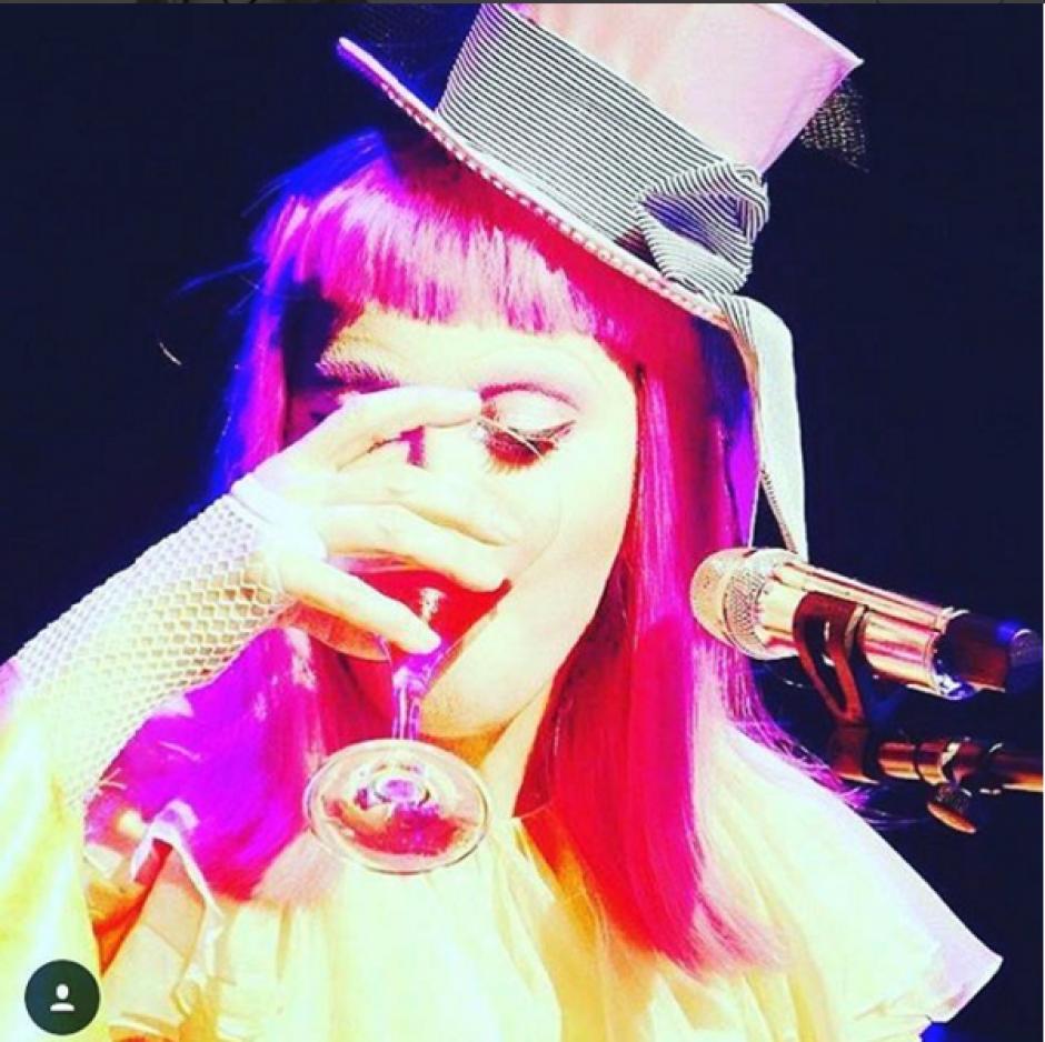 Según asistentes al concierto, Madonna actuó en estado de ebriedad. (Foto: Instagram/madonna)