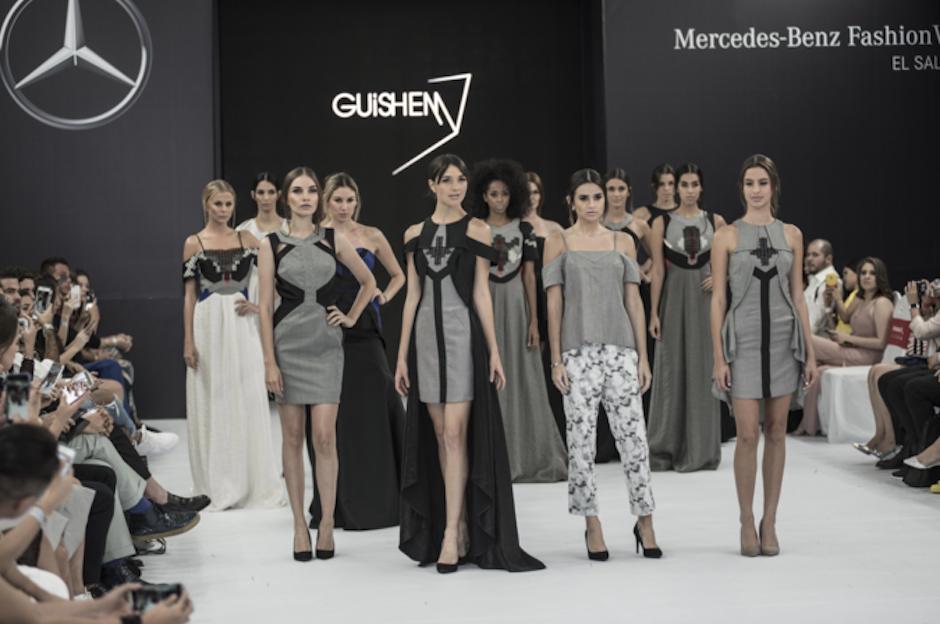 Guishem presentó su FW2016 en el vecino Mercedes Benz Fashion Week. (Foto: Tony Daza)