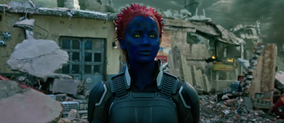 Mystique combatirá junto a los X-Men esta nueva amenaza. (Imagen: Captura de YouTube)