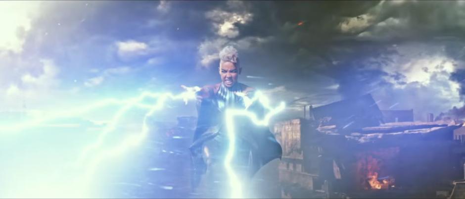 Storm será parte de los jinetes del Apocalipsis. (Imagen: Captura de YouTube)