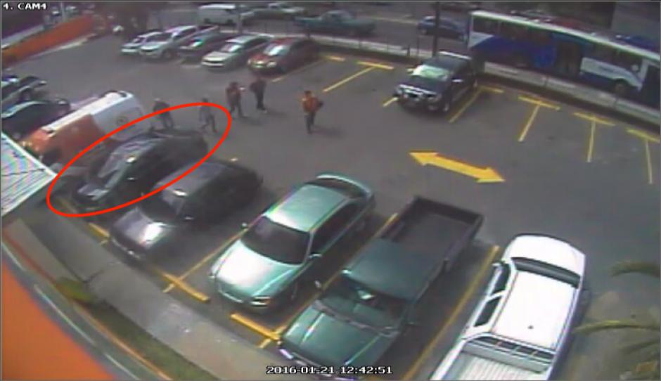 Se comprobó la participación de algunos de los sicarios por medio de imágenes de cámaras de seguridad. (Foto MP)