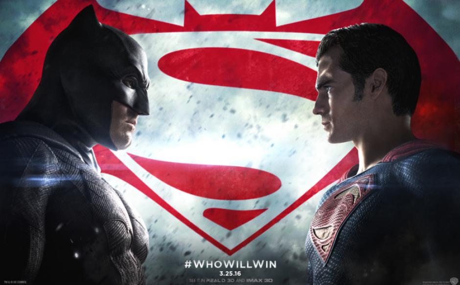 """""""Batman v Superman"""" es una de las películas más esperadas del 2016. (Foto: Sitio web Batman v Superman)"""