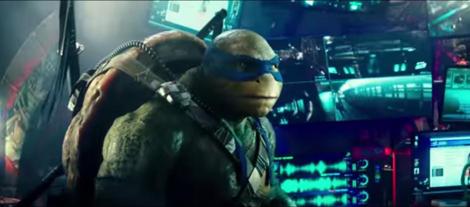 Las tortugas pondrán a prueba sus habilidades aprendidas. (Imagen: Captura de YouTube)