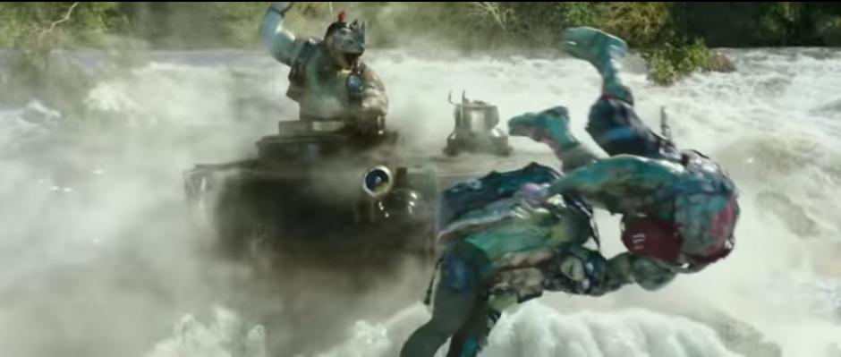 Las tortugas enfrentarán una amenaza mutante. (Imagen: Captura de YouTube)