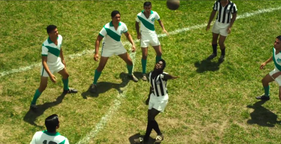 La película de Pelé está dirigida por los hermanos Jeff y Michael Zimbalist (Foto: Movieclips Film Festivals & Indie Films/YouTube)