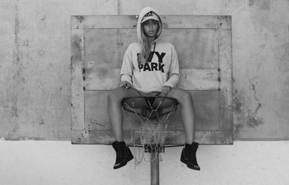 No es una colaboración, sino una línea de ropa fitness. (Foto: Beyonce.com)