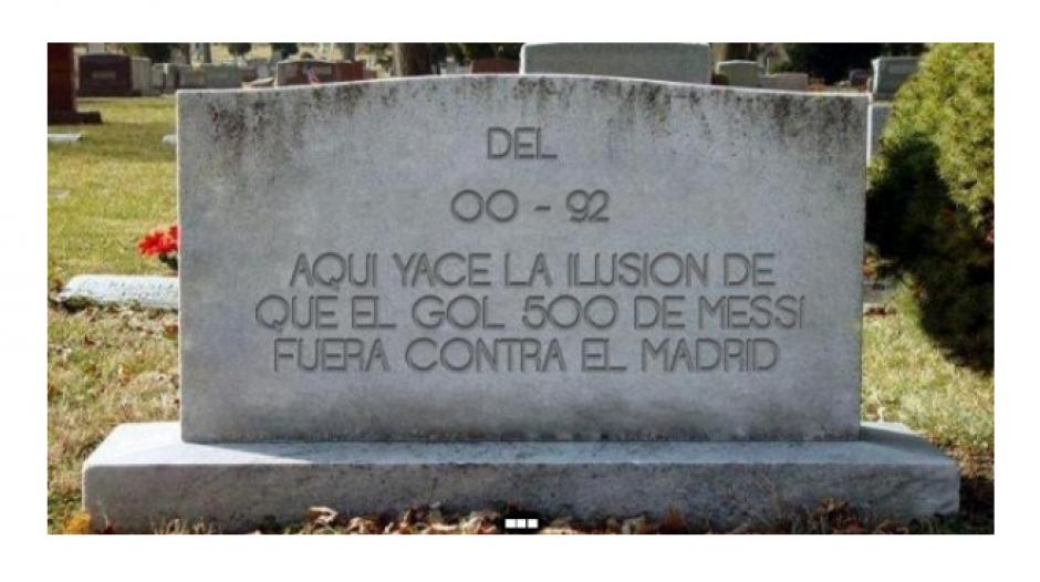 El luto de Messi fue utilizado para los memes. (Foto: MemeDeportes.com)