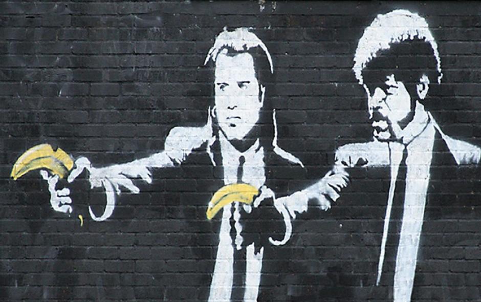 Bansky se cree que nació en 1975 en Bristol. (Foto: mott.pe)