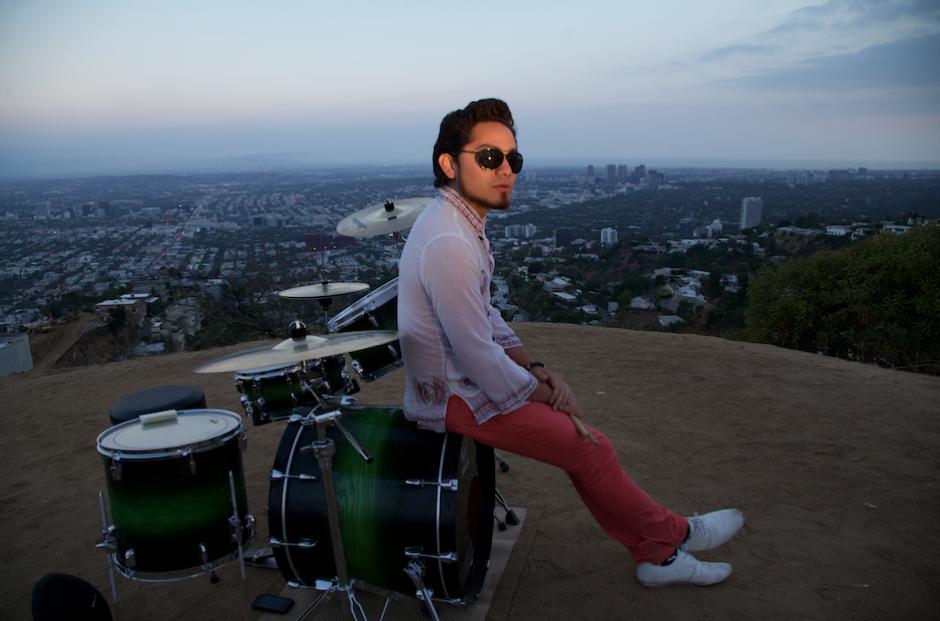 Saddler es un músico que ha luchado por conseguir sus sueños con mucho esfuerzo. (Foto: Saddler Samayoa)