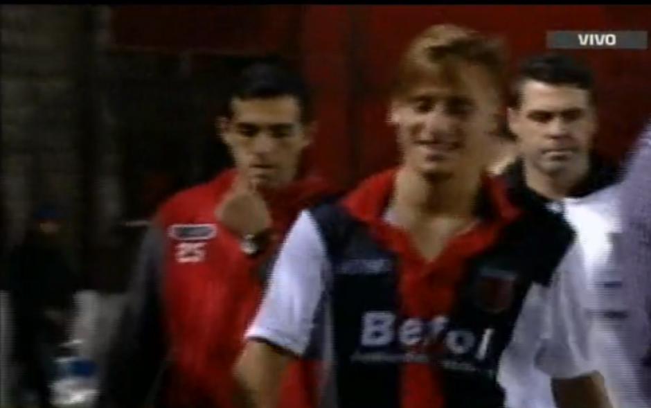 El jugador, que perteneció a las reservas de Boca Juniors, jugó tan solo 8 segundos