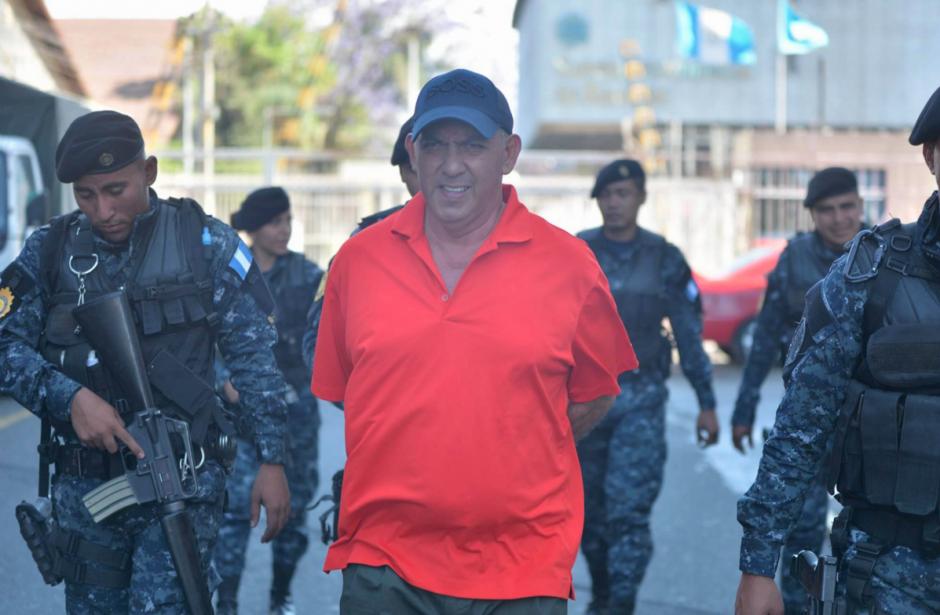 Gustavo Ramírez quien apoyaba a Walter Mendoza en la compra venta de tierras fue enviado a Mariscal Zavala. (Foto: Wilder López/Soy502)