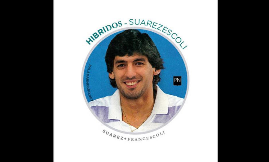 Suárez + Francescoli = Suarezcoli. (Imagen: paladarnegro.net)