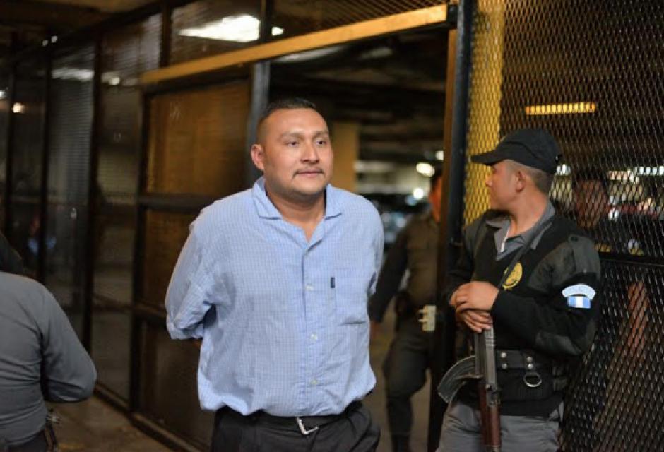 Audelino Lima fue uno de los que disparó contra el vehículo en el que viajaba Cabral. (Foto: Wilder López/Soy502)