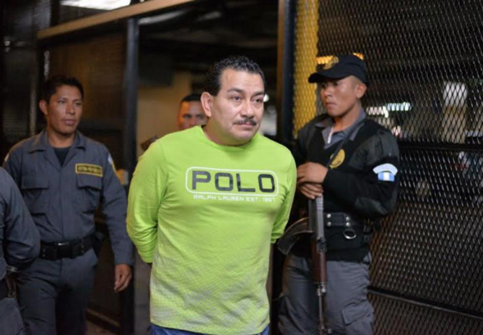 Juan Hernández fue quien utilizó un fusil para disparar contra el auto en el que viajaban Fariñas y Cabral. (Foto: Wilder López/Soy502)