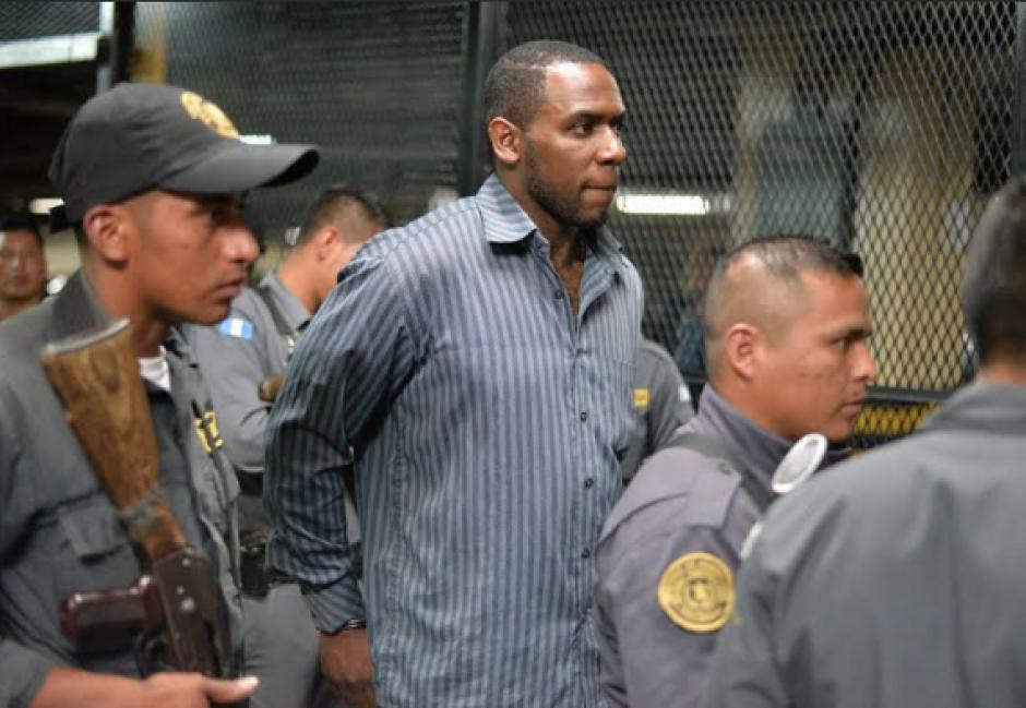 Wilfred Stokes también fue condenado por el delito de encubrimiento propio. (Foto: Wilder López/Soy502)