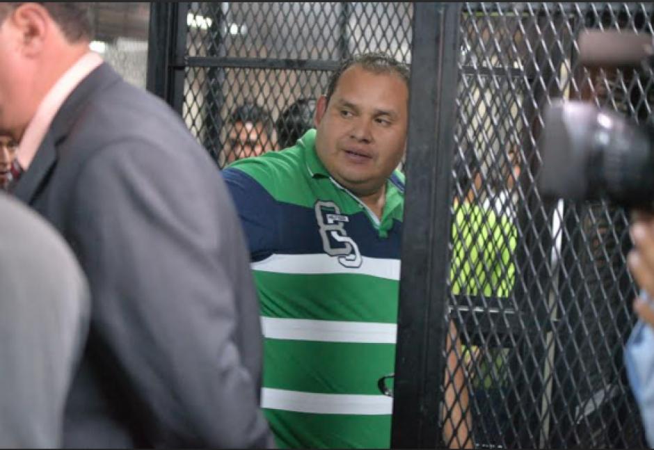 Elgin Vargas, quien fue condenado a 53 años, habría contactado a los sicarios por orden de Jiménez. (Foto: Wilder López/Soy502)