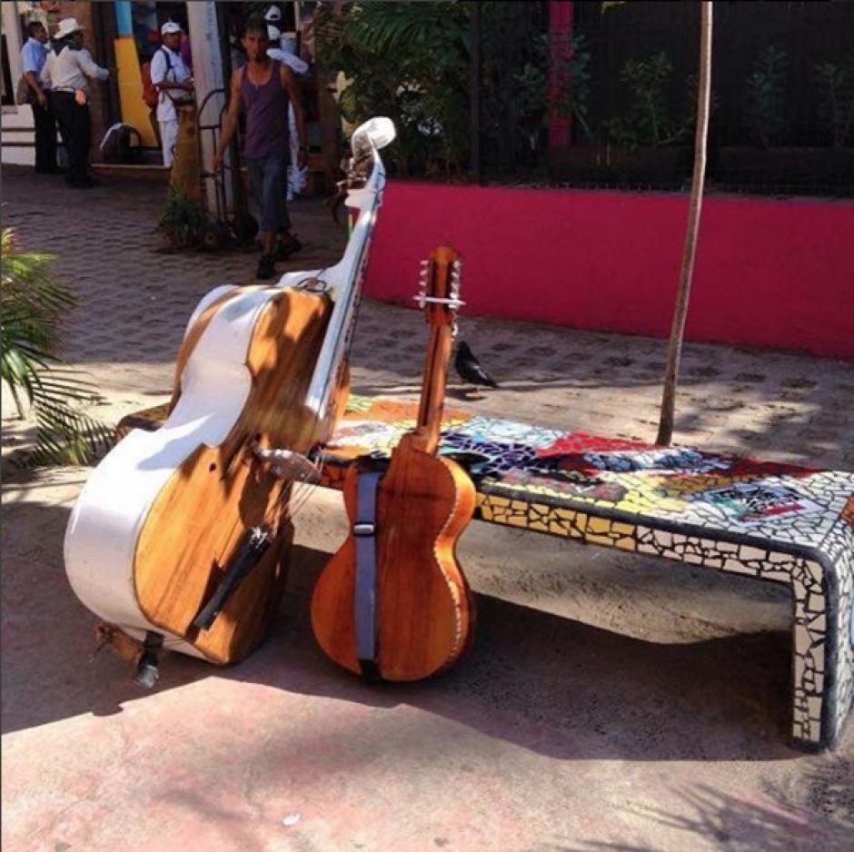 Imagen tomada en Puerto Vallarta. (Foto: Instagram)