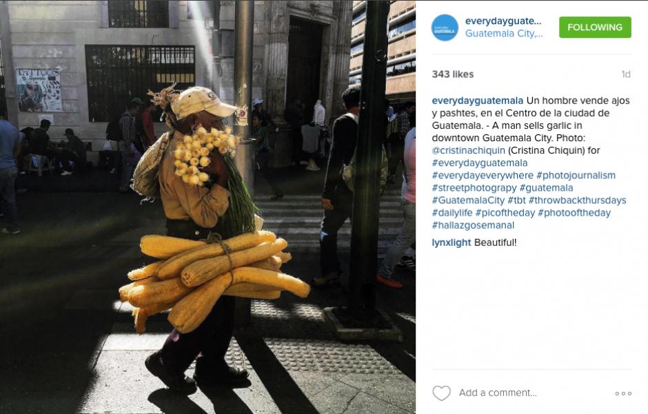 """En """"Everyday Guatemala"""" puedes encontrar fotos impresionantes de todo lo que hacen los guatemaltecos a diario. (Captura Everyday Guatemala)"""